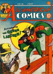 Alan Scott All American Comics