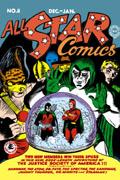 All Star Comics 8 First Wonder Woman 1942