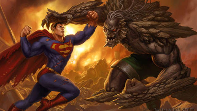 Doomsday Coming To The New 52 Dc Comics Comics Talk News And