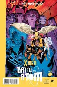 X-Men Battle of the Atom 1