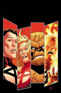 Fantastic Four #1 - 2014