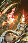 Fantastic Four Art Ross