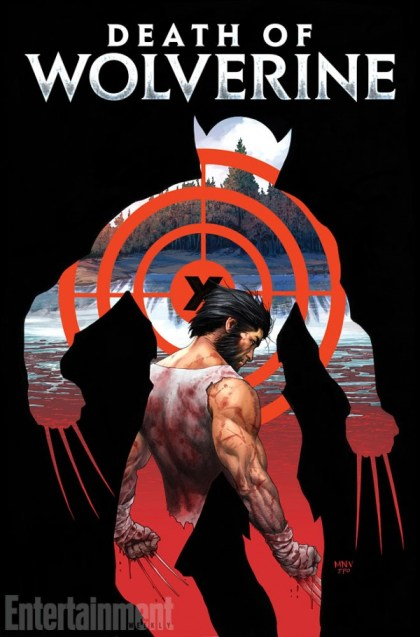 Death of Wolverine Cover