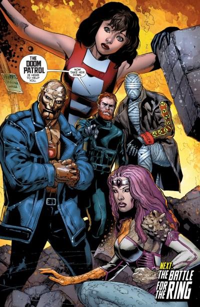End Justice League 31