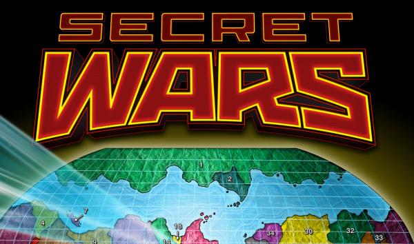 Secret Wars 1984