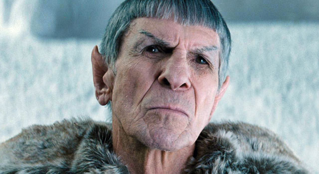 Star Trek star Leonard Nimoy has passed away