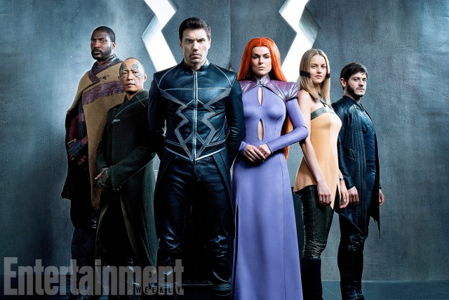 Credit: ABC Inhumans Cast 2017