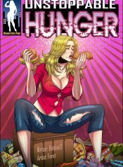 GiantessFan Unstoppable Hunger