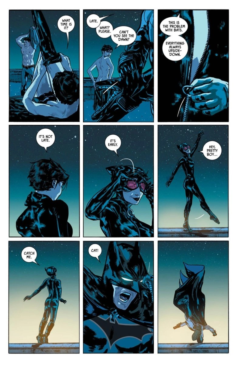 Top 5 Most Romantic Batman And Catwoman Moments In Comics Comicsverse