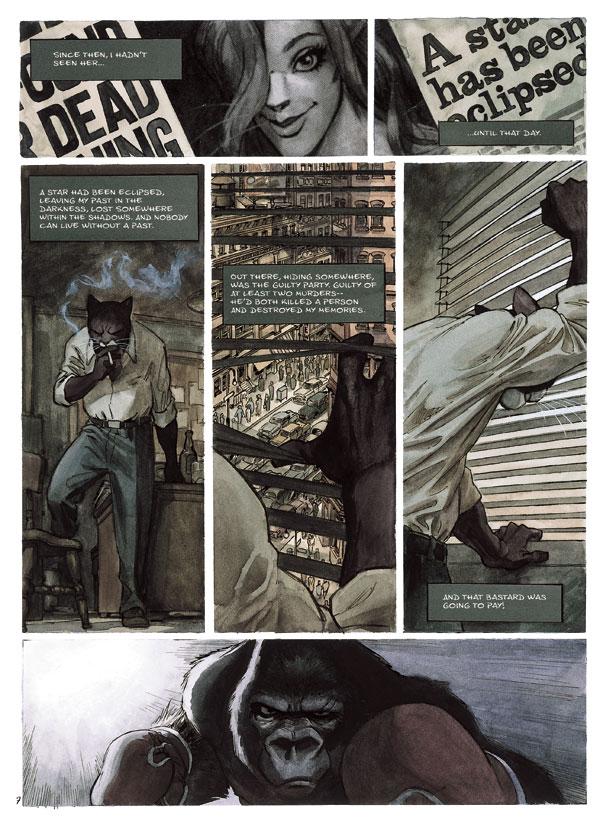Blacksad page 4