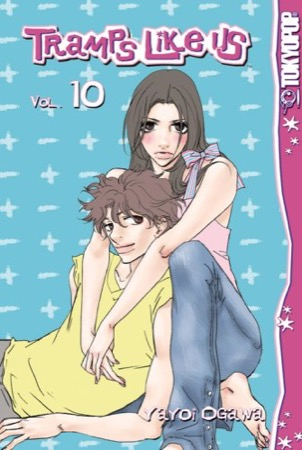 Tramps Like Us volume 10 cover