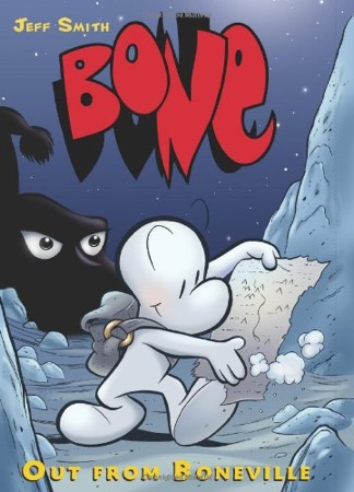 Bone: Out From Boneville cover