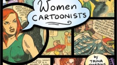 The Great Women Cartoonists cover