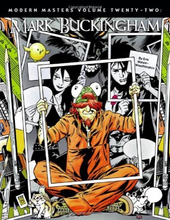 Modern Masters: Mark Buckingham cover