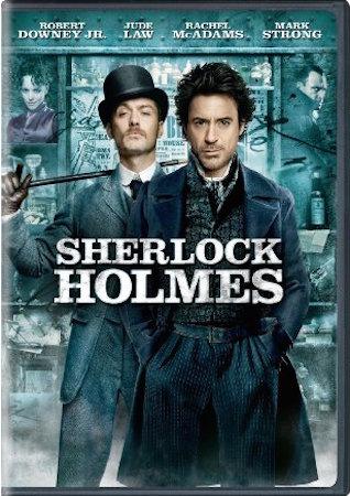 Sherlock Holmes cover