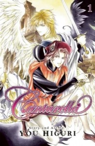 Cantarella volume 1 cover