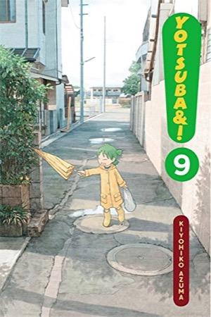 Yotsuba&! volume 9