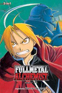 Fullmetal Alchemist 3-in-1