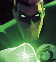 Green Lantern Animated Series comic