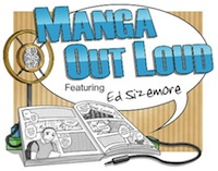 Manga Out Loud logo