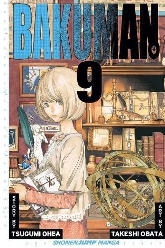 Bakuman Volume 9