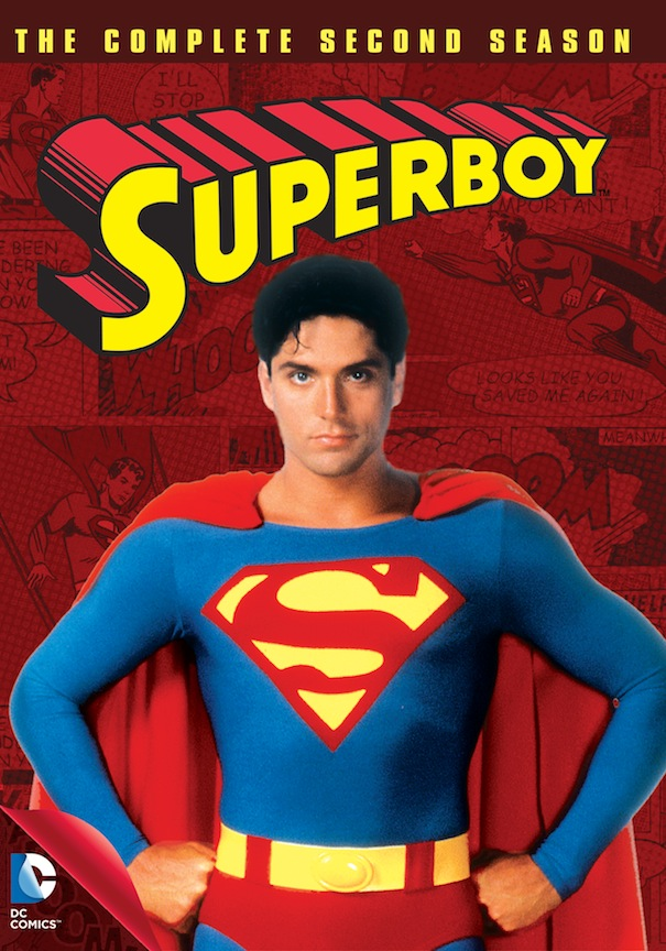 Warner Archive Superboy Season 2
