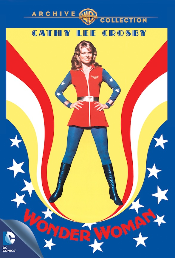 Wonder Woman (1974) from Warner Archive