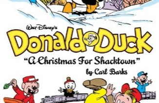Donald Duck: A Christmas for Shacktown