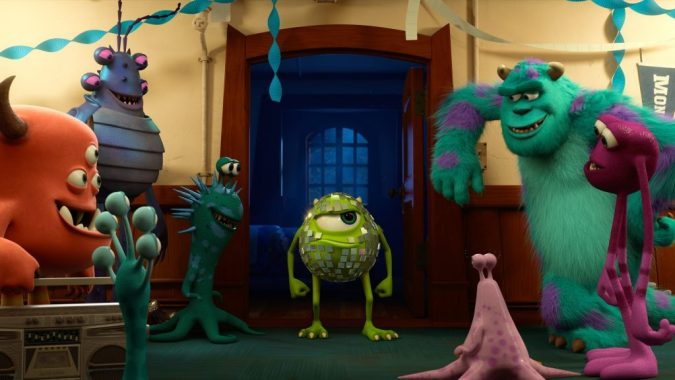 Monsters University still