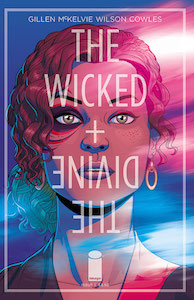 The Wicked + The Divine #1 cover
