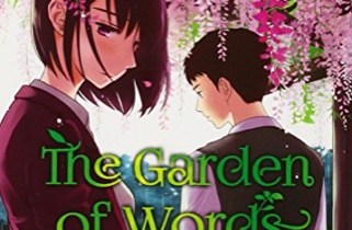 The Garden of Words cover