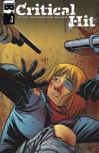 Critical Hit #3 cover