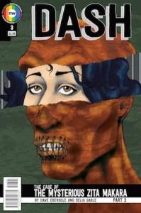 Dash #3 cover