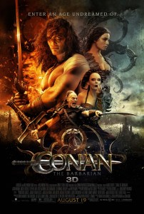 Conan movie poster