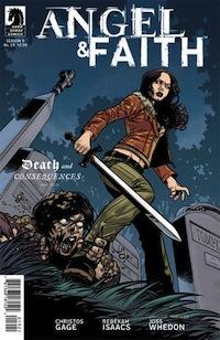 Angel & Faith #19 cover