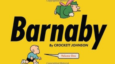 Barnaby Volume 1 cover