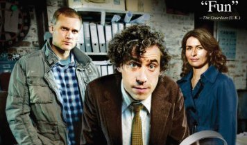 Dirk Gently UK TV show