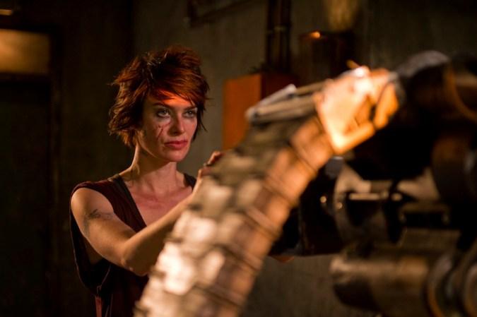 Lena Headey as Ma-Ma in Dredd