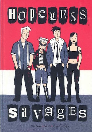 Hopeless Savages (first edition) cover
