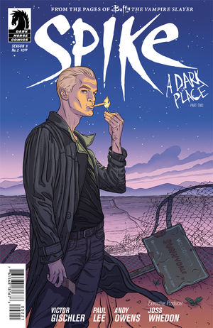 Spike #2 variant cover