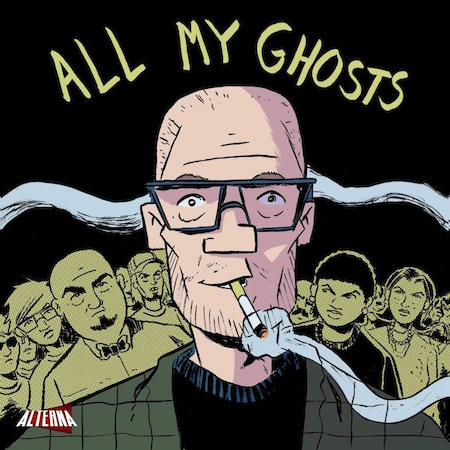 All My Ghosts #3 cover