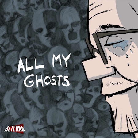 All My Ghosts #4 cover