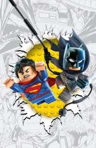 Batman/Superman #16 LEGO variant cover