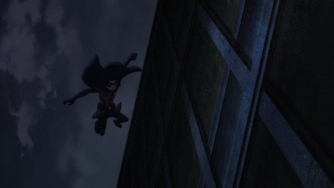BvR - Robin swinging