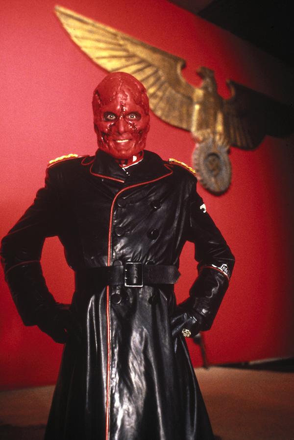 Scott Paulin as the Red Skull