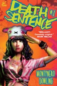 Death Sentence #1 cover