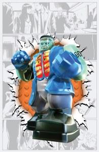 Justice League Dark #36 LEGO variant cover
