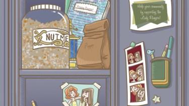 Nutmeg #1 cover