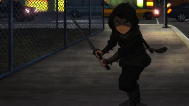 Son of Batman promo image - Damian