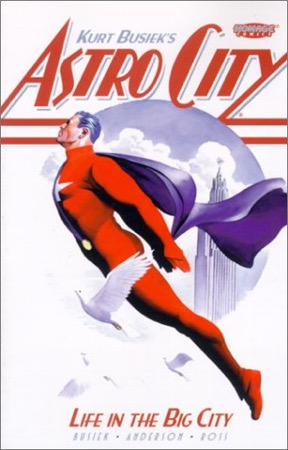 Astro City: Life in the Big City cover
